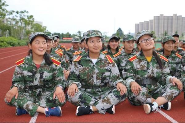 2018年高中军训课表(第五期)